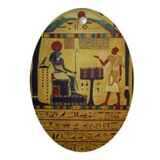 Stele of Revealing Oval Ornament