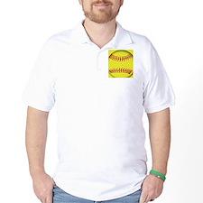 softball flip flop trial T-Shirt