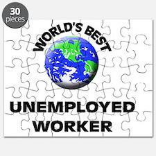 World's Best Unemployed Worker Puzzle