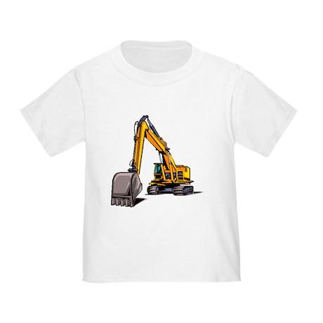 Toddler Excavator T-Shirt