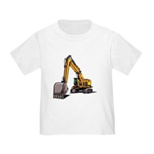 Toddler Excavator T-Shirt