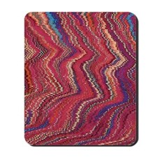 Abstract colorful pattern prints Mousepad