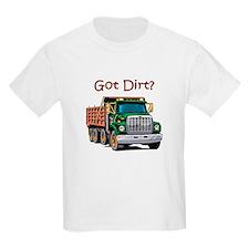 Dump Truck T-Shirt for T-Shirt