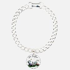 Jane Doebot and Friends  Bracelet