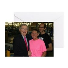 Mcconnell Greeting Card