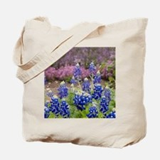 BLUEBONNET SHOWER CURTAIN Tote Bag