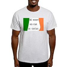Ní neart go cur le chéile! T-Shirt