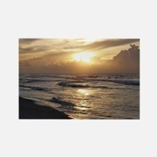 Myrtle Beach Sunrise Rectangle Magnet