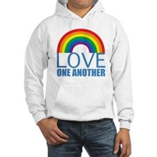 loveoneanother Hoodie