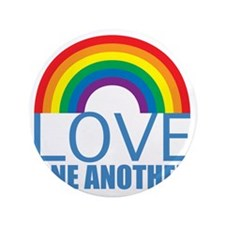 "loveoneanother 3.5"" Button"