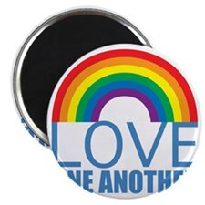 loveoneanother Magnet