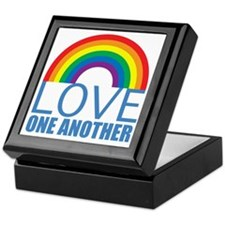 loveoneanother Keepsake Box