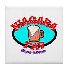 Niagara Tap Tile Coaster