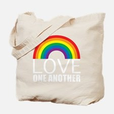 loveoneanotherwh Tote Bag