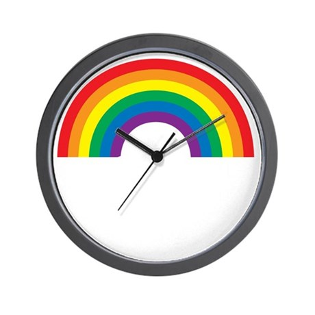 loveoneanotherwh Wall Clock