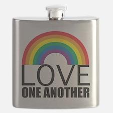 loveoneanotherred Flask