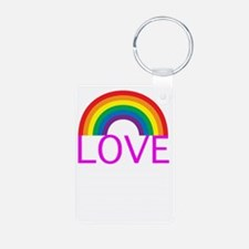 loveoneanothersiggwh Keychains