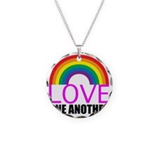 loveoneanotherpink Necklace