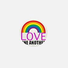 loveoneanotherpink Mini Button