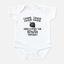 Edwin Train Infant Bodysuit