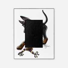 Manchester Terrier Picture Frame