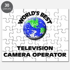 World's Best Television Camera Operator Puzzle