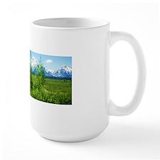 Spring Tetons Mug