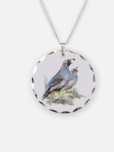 calif quai pairl  Necklace