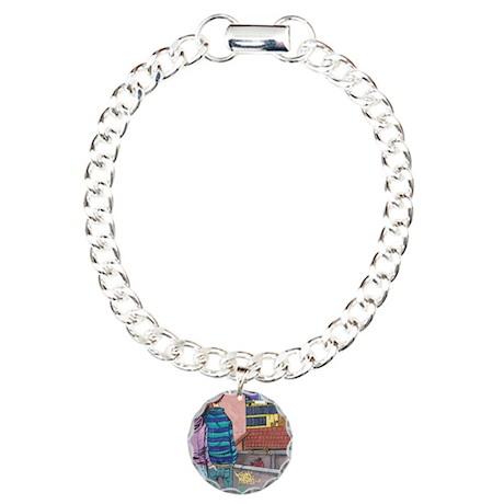 Let's Dance to Joy Divis Charm Bracelet, One Charm