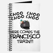 Francisco Train Journal