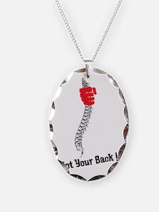 I got your back! Necklace