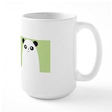 Panda Bear Flip Flops Mug