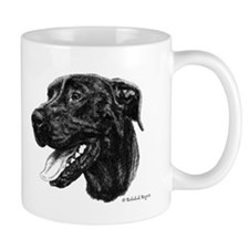 Happiness is a Rescued Dane Mug