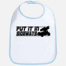 Put it In Sideways Bib