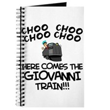 Giovanni Train Journal