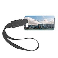 HongKong_4x9.25_FlatCard_Skyline Luggage Tag