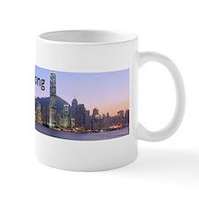 HongKong_10x3_BumperSticker_Skyline_Cen Mug