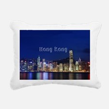 HongKong_17.44x11.56_Lar Rectangular Canvas Pillow