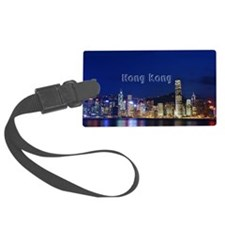 HongKong_17.44x11.56_LargeServin Luggage Tag