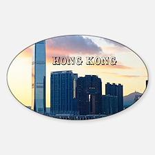 HongKong_11x9_InternationalCommerce Stickers
