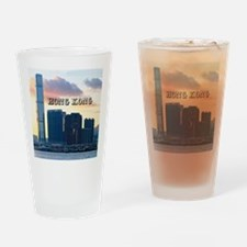 HongKong_11x9_InternationalCommerce Drinking Glass