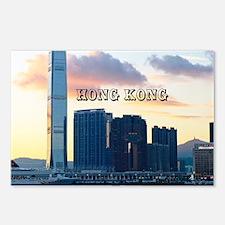 HongKong_11x9_Internation Postcards (Package of 8)