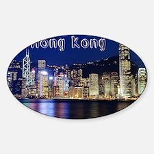 HongKong_18.8x12.6_Skyline_Central Sticker (Oval)