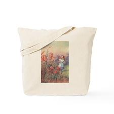 Talking Flowers - Tote Bag