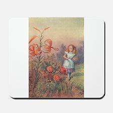 Talking Flowers - Mousepad