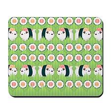 Nigiri-Pug Mousepad