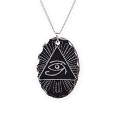 Eye of Horus Patch Necklace