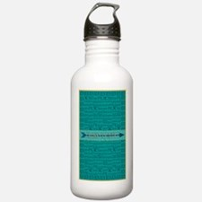 Cross Country Run Coll Water Bottle