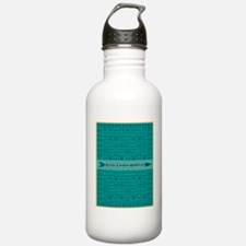 Cross Country Run Coll Water Bottle