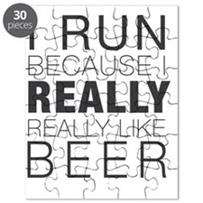 Run for Beer. Puzzle